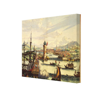 VOC Amsterdam Le Habana 1770 Lona Estirada Galerias