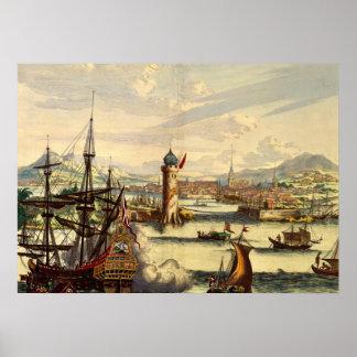VOC Amsterdam Le Habana 1770, Poster