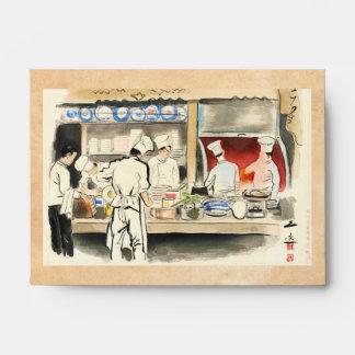 Vocaciones japonesas de Sanzo Wada en las imágenes