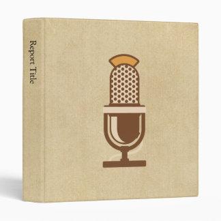 Vocal Artist Microphone Binder