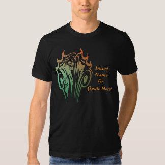 Vocal Artist Skull Shirt