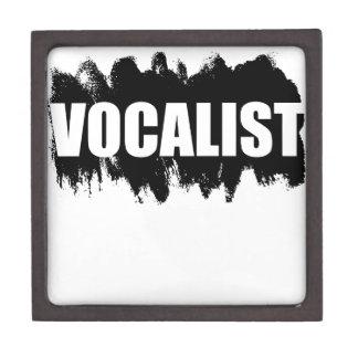 Vocalist Premium Jewelry Box