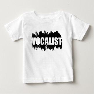 Vocalista Camiseta