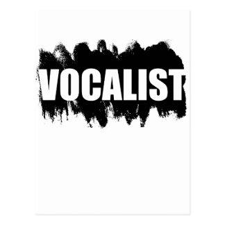 Vocalista
