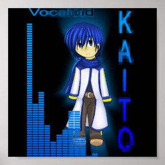 Vocaloid KAITO Impresiones