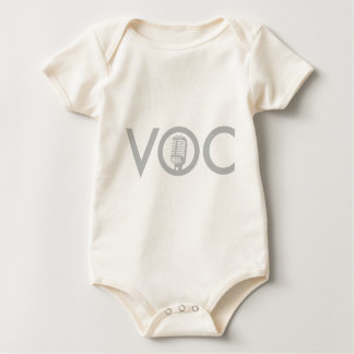 Vocals Baby Bodysuit