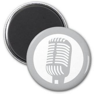 Vocals Imán Redondo 5 Cm