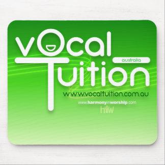 VocalTuition Aus Mousepad