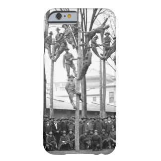 Vocational training for S.A.T.C. in_War Image Barely There iPhone 6 Case