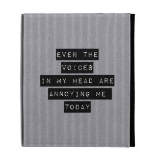 Voces en mi cabeza