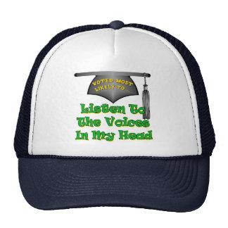 Voces en mi cabeza gorras