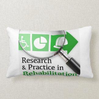 VocRehabRadio Podcast Logo Pillow