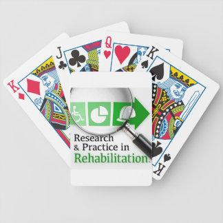 VocRehabRadio Podcast Logo Playing Cards