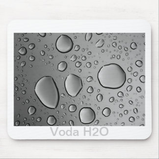 Voda H2O Custom Design Mouse Pad