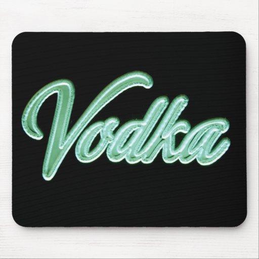 Vodka Alfombrillas De Raton