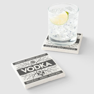 Vodka Coaster