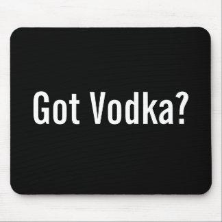 ¿Vodka conseguida? Mousepad Alfombrilla De Ratón