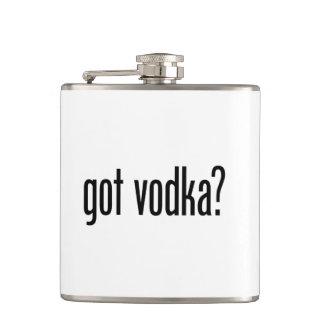 vodka conseguida petaca