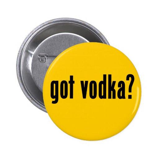 ¿vodka conseguida? pin redondo 5 cm