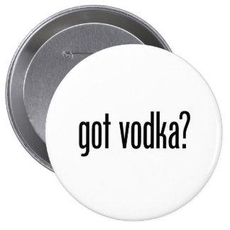 vodka conseguida pin redondo de 4 pulgadas