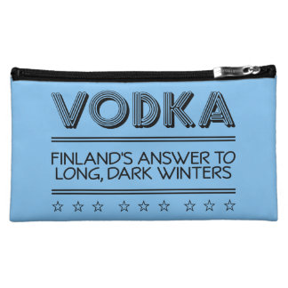 VODKA custom color accessory bags