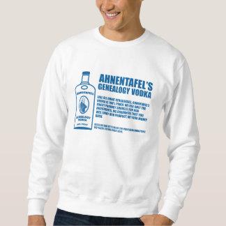 Vodka de la genealogía de Ahnentafel Sudadera Con Capucha