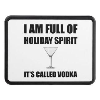 Vodka del alcohol del día de fiesta tapa de tráiler