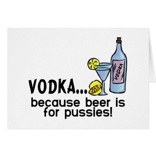 Vodka Felicitacion
