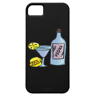 Vodka Funda Para iPhone 5 Barely There