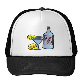 Vodka Trucker Hats
