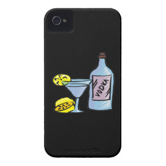 Vodka iPhone 4 Case-Mate Cobertura