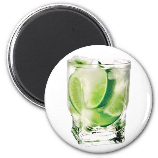 Vodka Lime Magnet