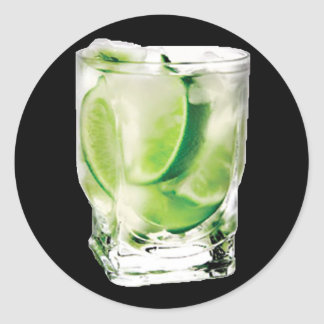 Vodka Lime Sticker