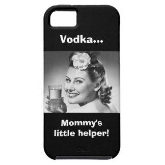 Vodka, Mommy's little helper! iPhone SE/5/5s Case