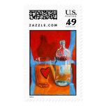 Vodka O (Stamp)
