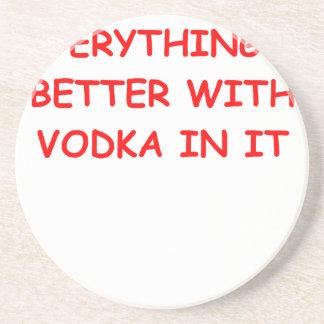 VODKA.png Beverage Coaster