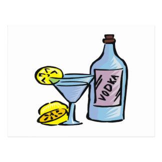Vodka Tarjetas Postales
