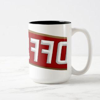 Vodka Two-Tone Coffee Mug