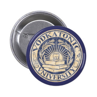 Vodkatonic U Pinback Button