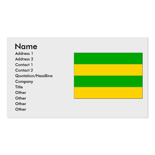 Vodnany, checo plantillas de tarjetas personales