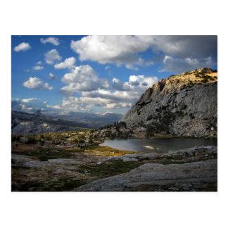 Vogelsang Lake - Yosemite Postcard