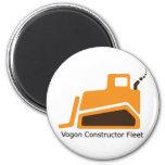 Vogon Constructor Fleet Refrigerator Magnets