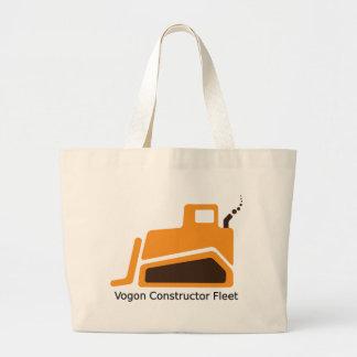 Vogon Constructor Fleet Tote Bags