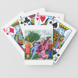 Vogue Cows Bicycle Playing Cards