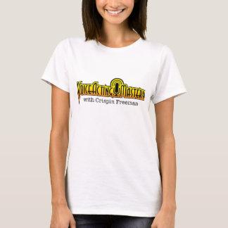 Voice Acting Mastery Logo T-Shirt - Women's White