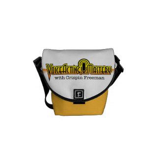Voice Acting Mastery Mini Messenger Bag - White Y