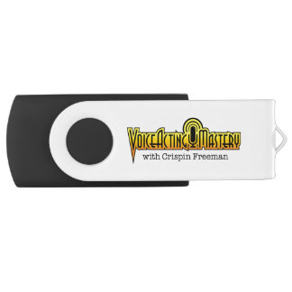 Voice Acting Mastery USB Flash Drive - 8GB to 64GB