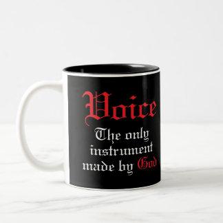 Voice Music Gift Mugs
