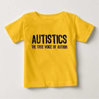 Voice of Autism Baby T-Shirt