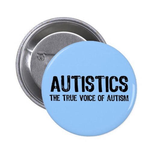 Voice of Autism Buttons